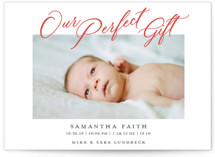 Our Perfect Gift by Paper Dahlia