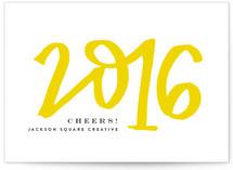 Hand Letter 2016