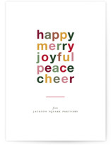 Colorful Holiday by Shari Margolin