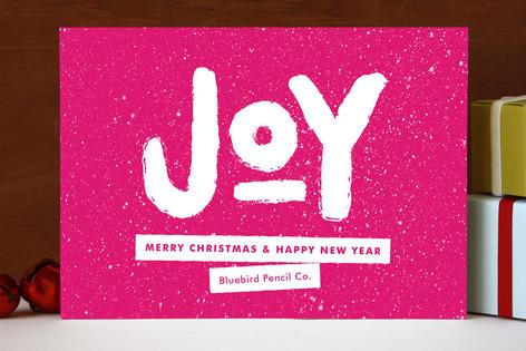 Make It Joyful Business Holiday Cards