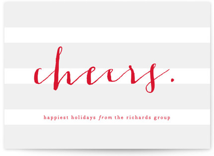 Simply Business Holiday Cards