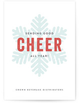 Snow Cheer by Olivia Raufman