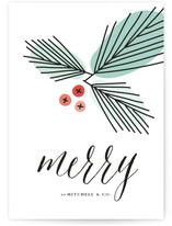 Merry Branches by Stacey Meacham