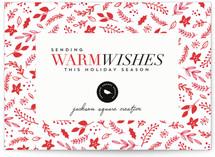 Warm Modern Wishes