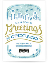 Greetings From Chicago by Laura Hankins