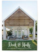 Deck The Halliday
