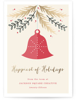 Happy Ornament by Monica Schafer