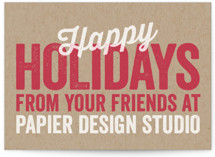 Stamped Holiday