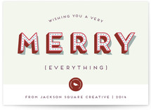 Impressively Merry by Spotted Whale Design