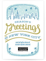 Greetings From New York... by Laura Hankins
