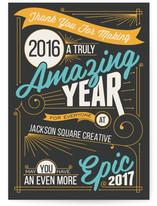 An Amazing Year