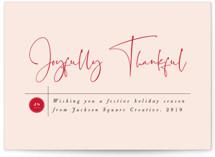Joyfully Thankful by Nazia Hyder