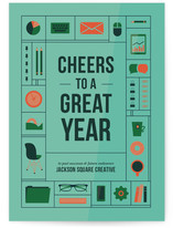 To A Great Year by Dana Beckwith
