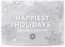 Frosty Holidays by Paper Dahlia