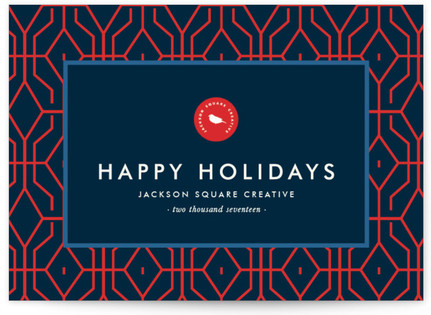 West Coast Business Holiday Cards