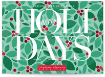 Holly Holiday