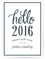 Hello 2015 by Hooray Creative