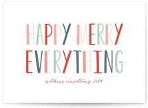 Happy Merry Modern