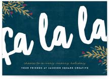 Festive Fa La La