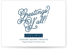 Southern Greetings by toast & laurel