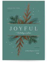 Joyful Fern by Carolyn MacLaren