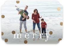 Modern Confetti Merry