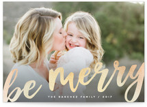 Be Merry Scaled by Hooray Creative