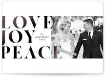 love joy peace by Ella Weaver