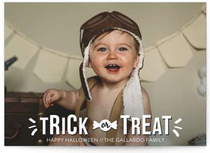 Sweet Treat Halloween Cards