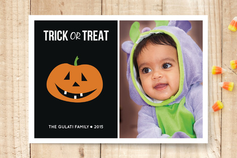 Monster Bash Halloween Cards