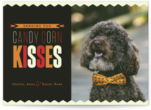 Candy Corn Kisses