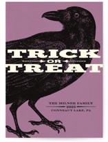Trick or Treat Raven