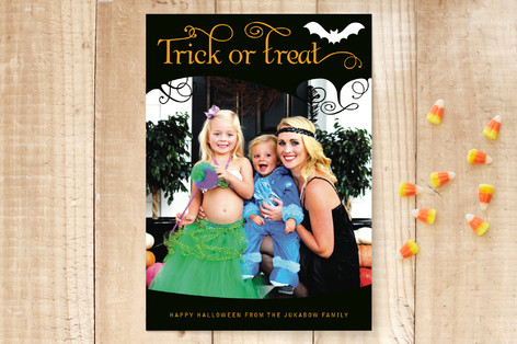 Tender Tendrils Halloween Cards