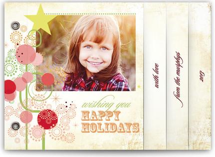 Candy Tree Holiday Minibooks
