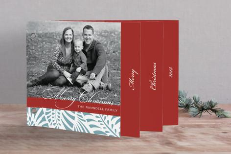 Feliz Holiday Minibook™ Cards