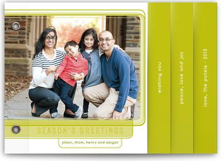 Modern Delight Holiday Minibooks