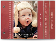 Sweet Memories Holiday Minibook™ Cards