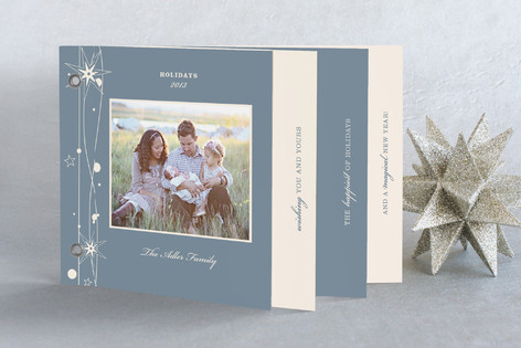 Twilight Stars Holiday Minibook™ Cards