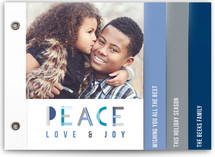 Peace Pieces Holiday Minibook™ Cards