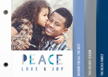 Peace Pieces Holiday Minibooks