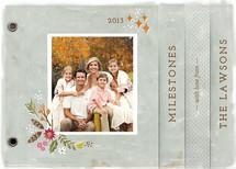 Winter Garden Holiday Minibooks