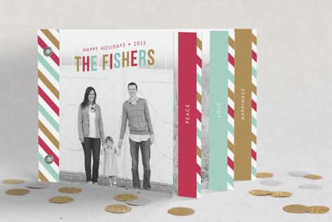 Bright Holidays Holiday Minibook™ Cards