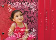 Fanciful Foliage Holiday Minibooks