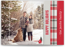 Plaid Holiday by Vanessa Wyler