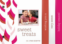Candy Sticks Holiday Minibooks