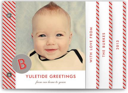 Yuletide Greetings Holiday Minibooks