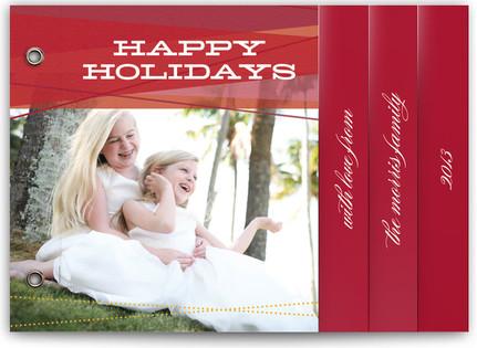 Ruby Ribbons Holiday Minibooks