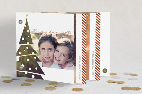 The Tree Holiday Minibook™ Cards