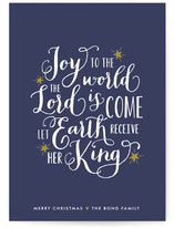 A Joyful Message