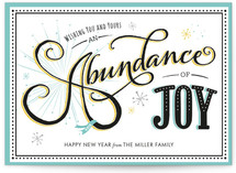 Abundant Joy